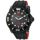 Invicta Men's Wrist Watch  Automatic Stainless Steel Silicone Diving Pro Diver