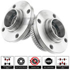 2x 1984 1985 BMW 325e Front 4 Wheel ABS Front Wheel hub Bearing 4 Wheel ABS