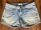 BIG STAR VINTAGE COLLECTION JEAN SHORTS WOMENS SIZE 24 SKU 303682