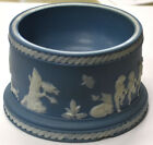 18TH CENTURY SOLID JASPERWARE SALT DISH DESIGNED BY LADY TEMPLETOWN