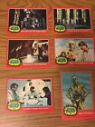 1977 Topps Star Wars Series 2 Red Card Set of 6