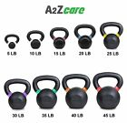 A2ZCARE Cast Iron Kettlebell Weights For Swing, Squats & Exercise Workout