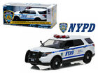 2015 Ford Police Utility New York City Police DepartmentNYPD1 18 Diecast Model