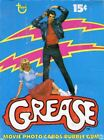 Grease Movie Series One Vintage Card Box