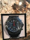 NIB Ice-Watch BMW Motorsport Mens Chronograph Watch BM.CH. - Black -48mm