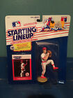 NIP w/Card 1988 Todd Worrell Starting Lineup Kenner Baseball Figure