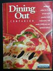 Weight Watchers Winning Points Dining Out Companion 2003