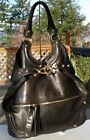 Authentic GIVENCHY Bettina Black Studded Nappa Leather Tote Bag 1590 RTL