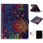 PU Case Leather Smart Magnetic Stand Cover For iPad Pro 9.7 Mini 1 2 3 4 Air 06