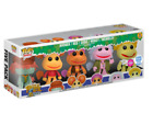 POP Television Flocked Fraggle Rock 5-Pack Funko Shop Exclusive Limited 3000 pcs