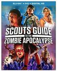 Scouts Guide to the Zombie Apocalypse BLU RAY Christopher LandonDIR 2015