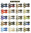 Keitech Crazy Flapper 44 6 per pack Choice of Colors