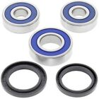 Triumph Thruxton 900 2004-2008 Rear Wheel Bearings And Seals