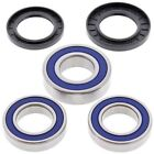 Suzuki GSXR1300R Hayabusa 1999-2007 Rear Wheel Bearings And Seals