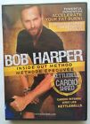 Bob Harper Inside Out Method Kettlebell Cardio Shred DVD 2010 NEW Sealed