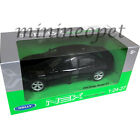WELLY 24079 2016 16 DODGE CHARGER R/T 1/24 DIECAST MODEL CAR BLACK