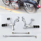 Forward Controls Complete Kit Peg Levers  Linkage For Harley Davidson Sportster