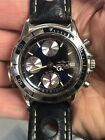 Men Sector Blue Dial Golden Eagle 1500 Automatic Chronograph Watch