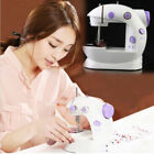 Portable Desktop Mini Electric Sewing Machine Hand Held Household Home Tailor US