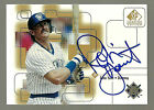 1999 SP Signature RY Upper Deck Robin Yount HOF Autograph Milwaukee Brewers AUTO