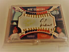 STAN MUSIAL & AL KALINE 2007 UD SWEET SPOT DUAL SIGNATURES AUTO #12 15 RARE HOT