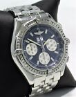 BREITLING Windrider Crosswind A44355 Chronograph Automatic Watch *MINT CONDITION