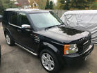 LARGER PHOTOS: Land Rover discovery 3 TDV6  - Manual - Black - Chrome pack edition  - Tow bar