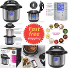 9-In-1 Multi Use Programmable Pressure Cooker Slow Rice Cooker 6 Quart Steamer