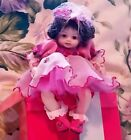 Marie Osmond Limited Edition Olive May Loving Tribute Doll Hand Numbered 4921