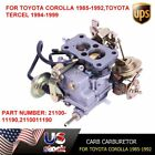 New 12V Replacement Carburetor 21100 11190 For 1985 1999 Toyota Corolla Tercel
