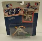 1988 SLU Starting Lineup CARNEY LANSFORD A's Sealed Rare!