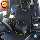 Pu Leather Full Set Car Seat Cover Kit For Dodge Ram 1500 2500 5-seats 2009-2018