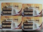 4 Cheesecake Factory Slice of Joy Voucher Gift Cards For Complimentary Slices