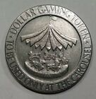 1966 1 Franklin Mint Gaming Token The Carousel