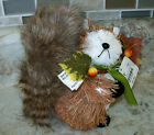New Pier 1 Imports Natural Sisal Squirrel 5 Tall