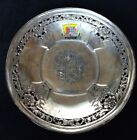 CHICAGO WORLDS FAIR 1933  1934 Metal Dish Tray Travel  Transport Building