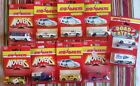 Majorette Diecast Cars 164 Scale lot of 9 200 series 1980 era from France