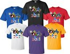 FAMILY VACATION Disney 2018 Mickey  Minnie T Shirts ALL SIZES 12 MONTH 4XL
