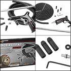Sandblaster Kit Portable Sandblasting Media Ceramic Gun Air Nozzles Sand Blast