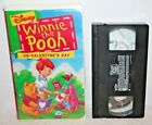 Winnie the Pooh - Un-Valentines Day (VHS, 1995) Clamshell
