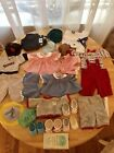 Cabbage Patch Kid Mixed Clothing Lot