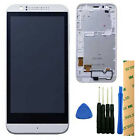 Touch Screen Digitizer+LCD Display+Frame Assembly Repair White HTC Desire 510