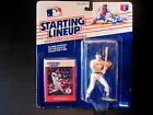 WADE BOGGS VINTAGE 1988 STARTING LINEUP FIGURE WITH CARD  *NIB*