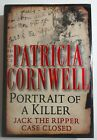 Portrait of a Killer Jack the Ripper Case Closed Patricia Cornwell signed