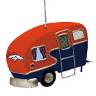Denver Broncos LED Boxed Christmas Ornament Set