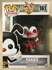 Rob Paulsen Signed Autographed YAKKO Animaniacs FUNKO POP VAULTED BECKETT COA 1