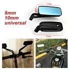 Motorcycle Rearview Mirrors For Yamaha V Star 650 950 1100 1300 Cruiser Chopper
