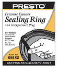 NATIONAL PRESTO IND - Pressure Canner Sealing Ring With Automatic Air Vent
