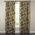 Waverly Laurel Springs Lined Panel Pair Curtain,100