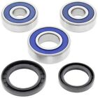 Kawasaki VULCAN 800 VN800A 1995-2005 Rear Wheel Bearings And Seals